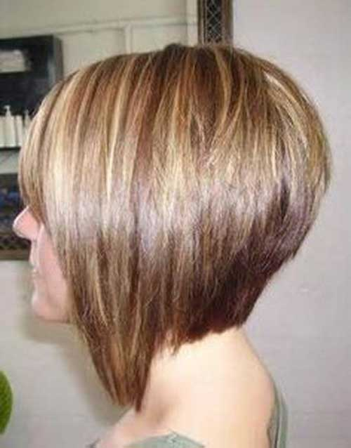Short Straight Hairstyle-13