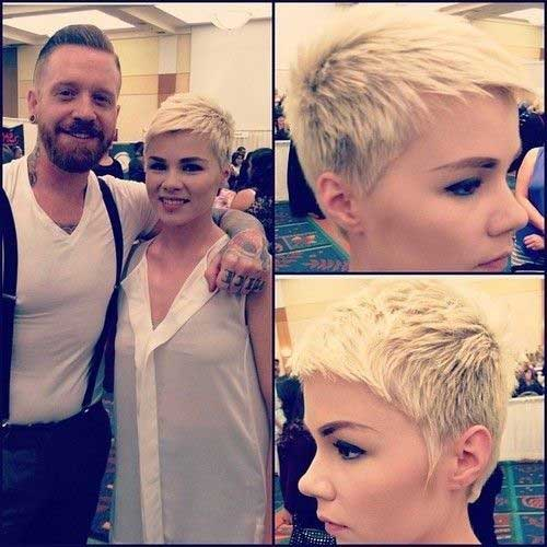 Short Hair Cuts for Women-15