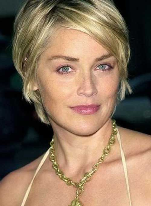 Short Hair Styles For Over 50-15