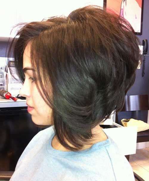 Layered Short Haircuts-18