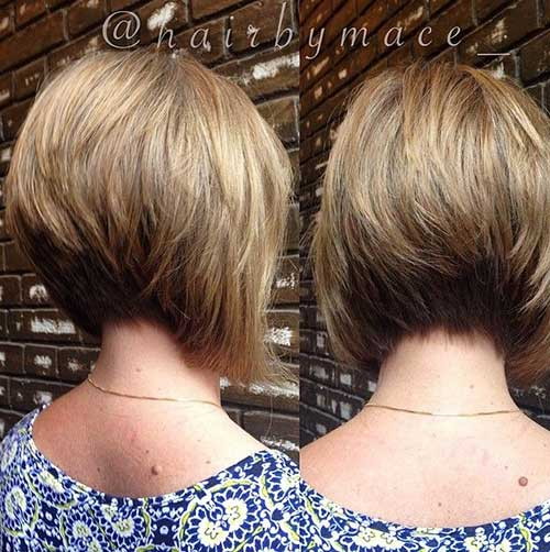 Easy Short Haircuts-18