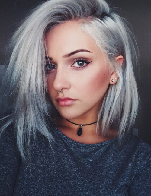 Short Hair Color Ideas-18