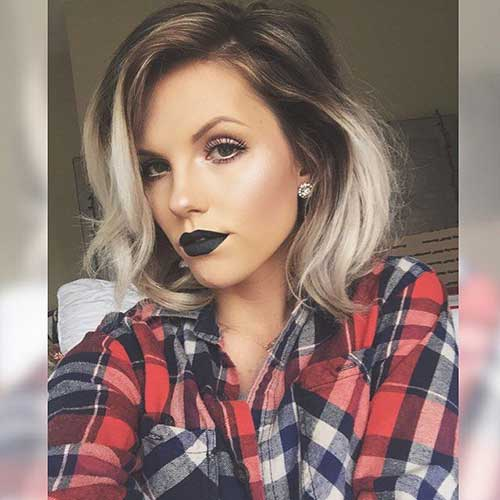 Short Hair Color Ideas-19