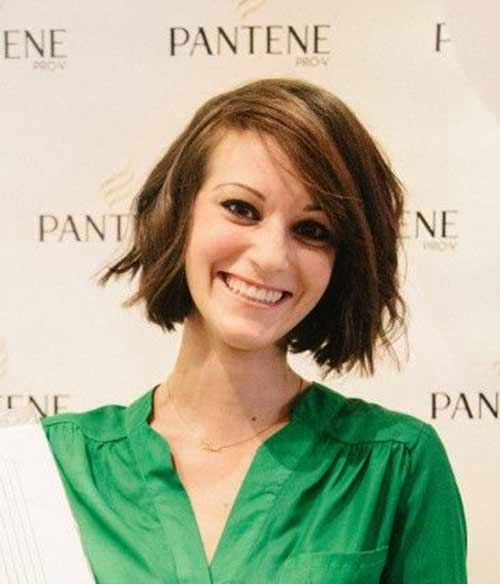 Easy Short Haircuts-25