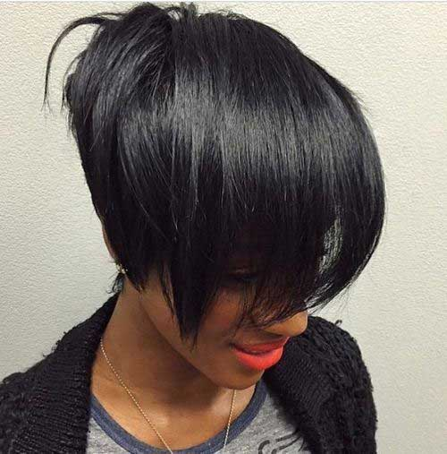 Short Haircuts for Black Women-6