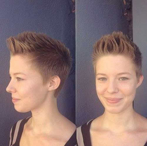 Short Hair Cuts for Women-7