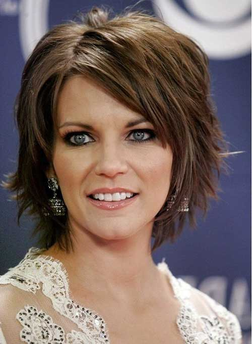 Short Layered Bobs-7
