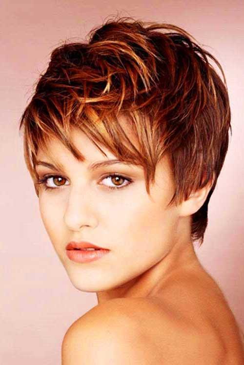 Cute Hair Styles for Short Hair-9