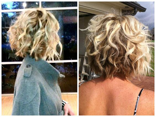Short Haircuts for Thick Wavy Hair-9