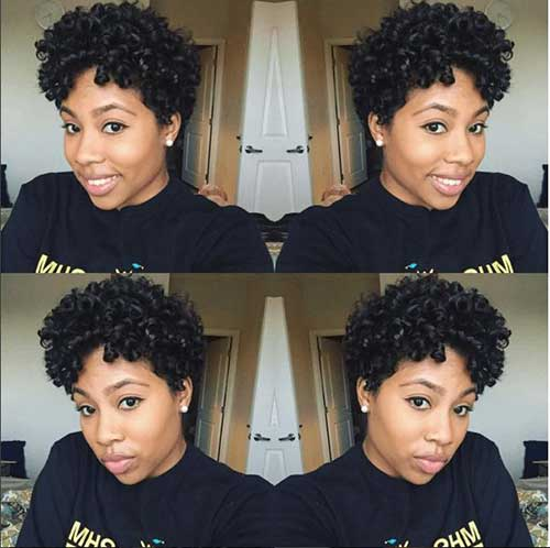 Black Women Short Haircuts