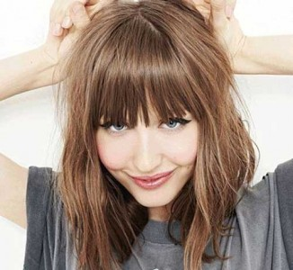 pics of bob haircuts with bangs hairstyles 2015 trendy hairstyles for 5495