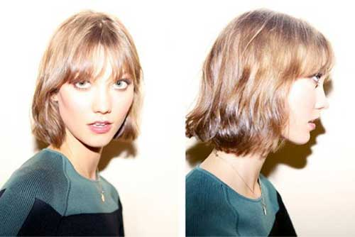 Karlie Kloss Short Haircuts for Women 2015-2016