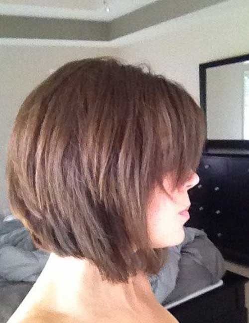 layered bob haircuts for thick hair 7 hairstyles for thick hair crazyforus 1957