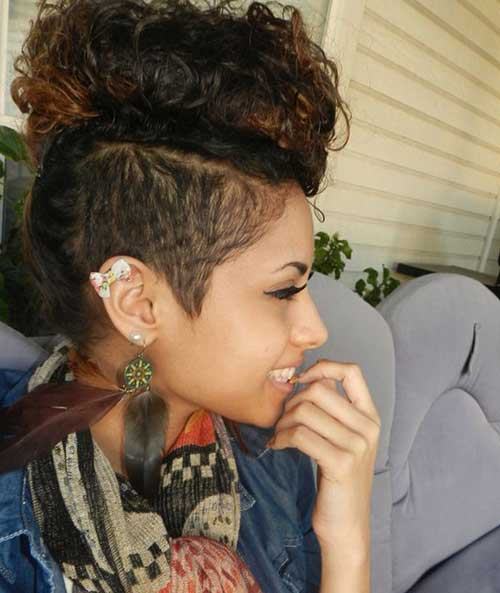 Short Haircuts Black Women-11
