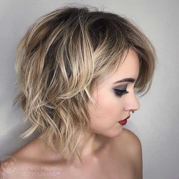 Short Haircuts for Girls - 13