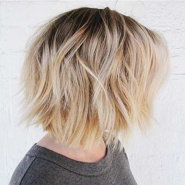Short Haircuts for Girls - 15