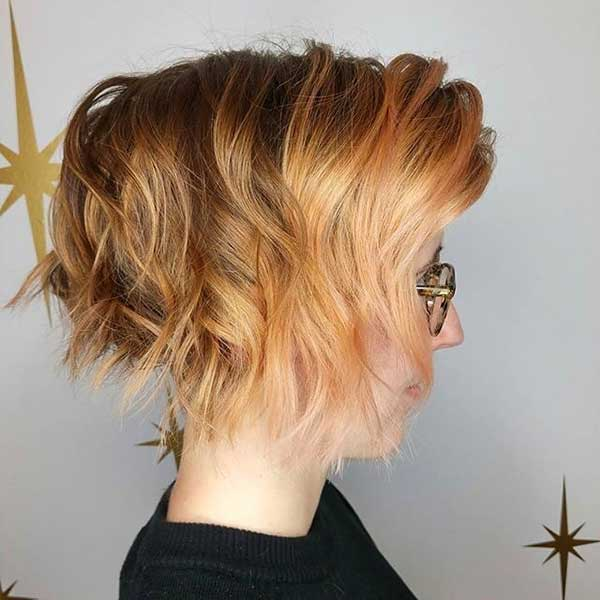 Short Haircuts for Girls - 18