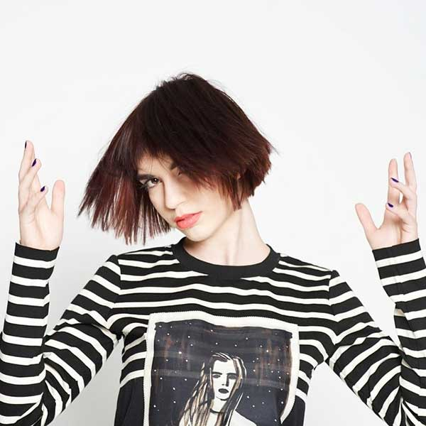 Short Haircuts for Girls - 22
