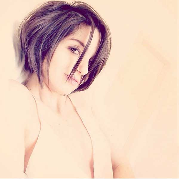 Short Haircuts for Girls - 23