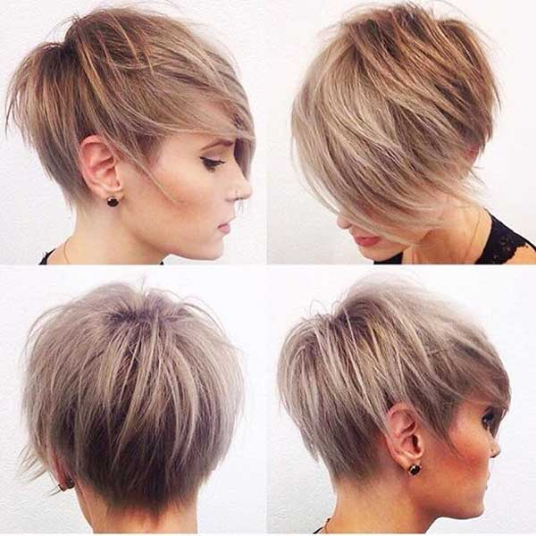Short Haircuts for Girls - 9
