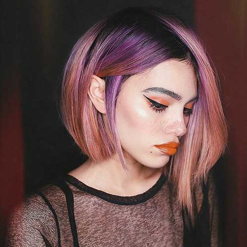 2017's Trend Alert : Bob Hairstyles | The Best Short Hairstyles for ...