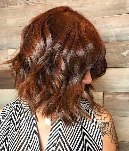 Short Cuts for Curly Hairstyle