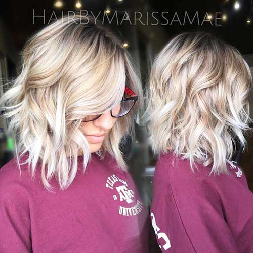 Short Cute Hairstyle