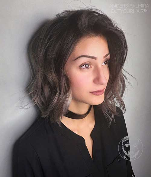 Short Hairstyles for Thick Hair-10