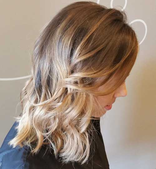 Balayage Short Hair - 12