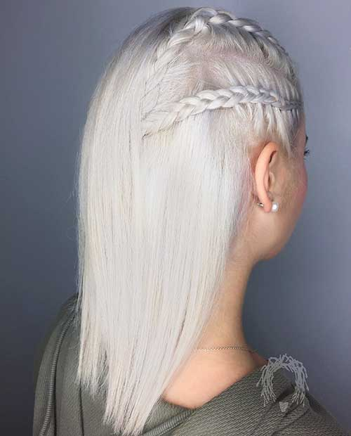 Braids for Short Hair - 12