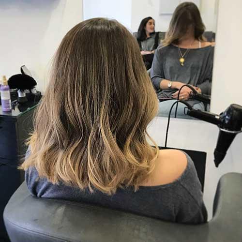 Medium Short Haircuts - 12