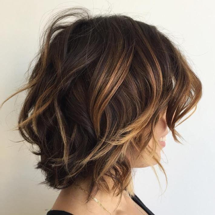 Short Brown Hair - 12
