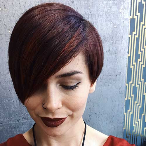 Short Cute Hairstyles - 12
