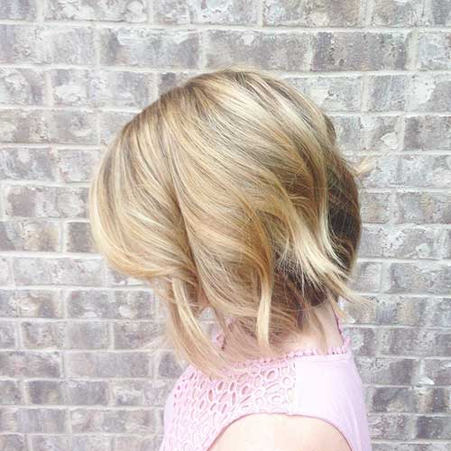 Short Hairstyles for Fine Hair - 12