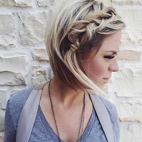 Braids for Short Hair 2017 - 13