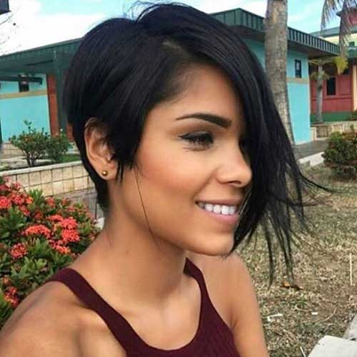 Hairstyles for Short Hair 2017 - 13