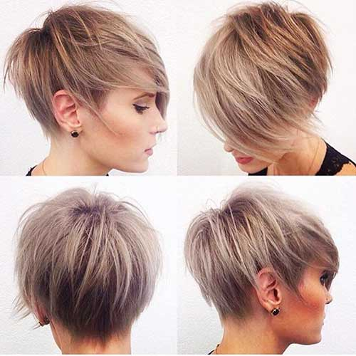 Pixie Hairstyles 2017 - 13