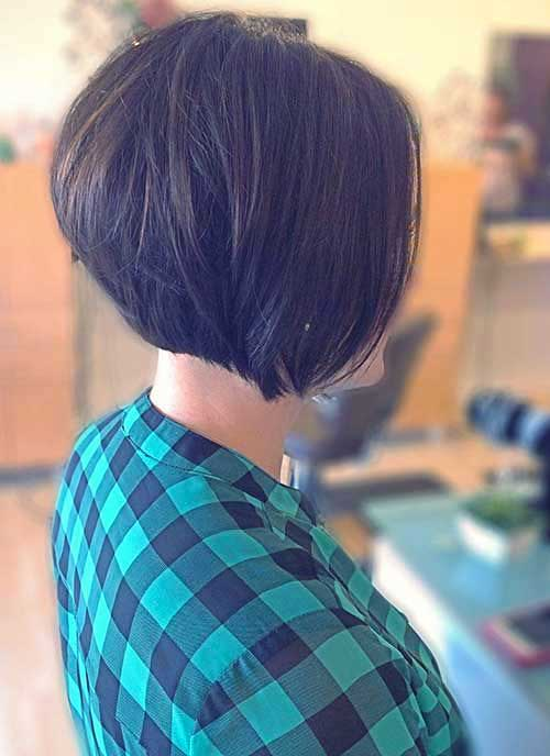 Short Layered Haircuts 2017 - 13