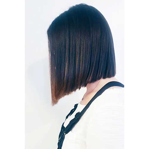 Short Straight Hairstyles 2017 - 13