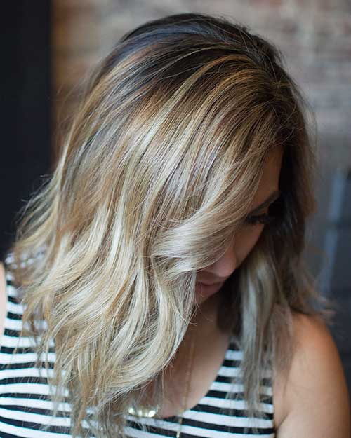 Best Balayage Short Hair - 14