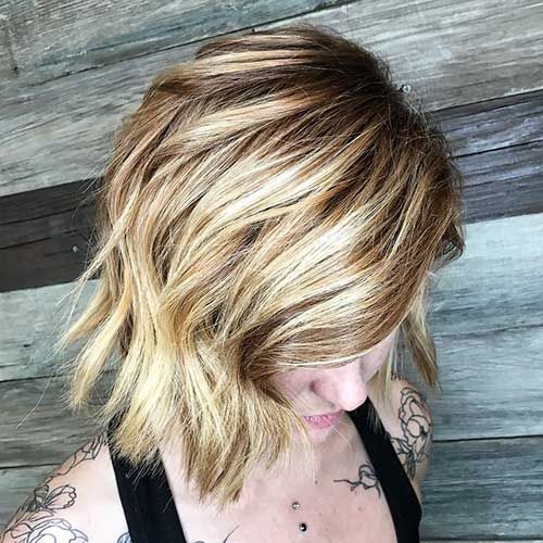 Latest Hairstyles for Short Hair - 14