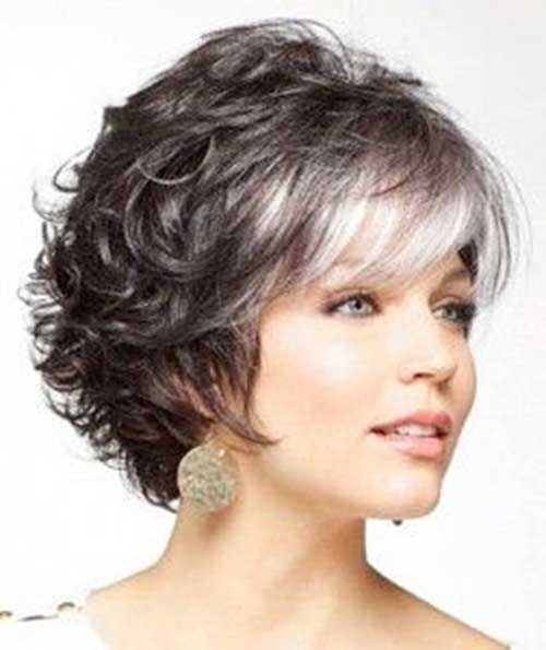 New Short Grey Hair - 14