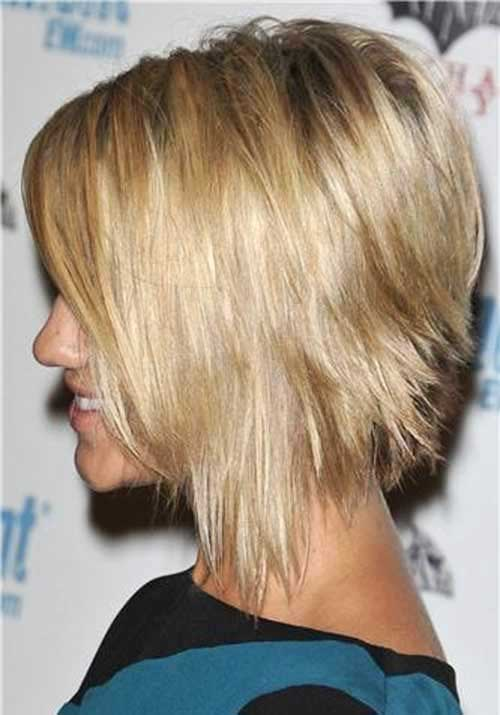 Nice Short Layered Haircuts - 14