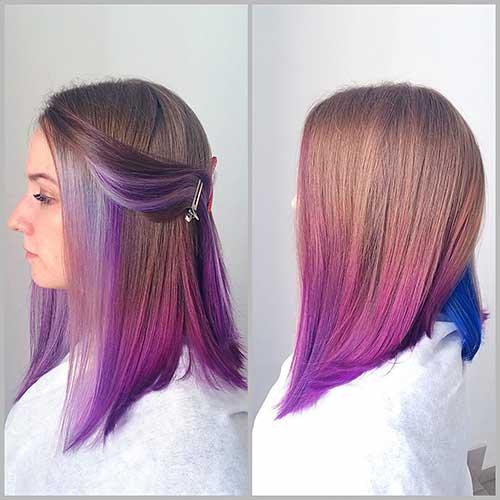 Short Cute Hairstyles - 14