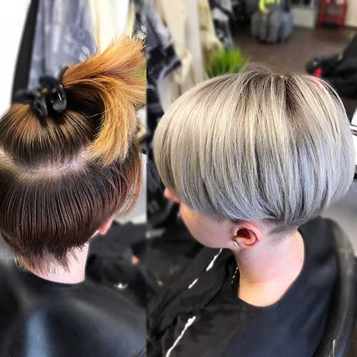 Short Hairstyles for Fine Hair - 14