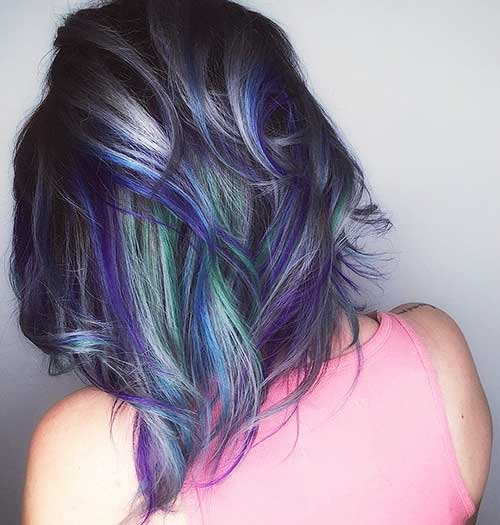 Super Hair Color for Short Hair - 14