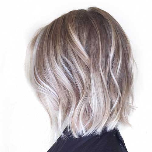 Super Hairstyles for Short Hair - 14