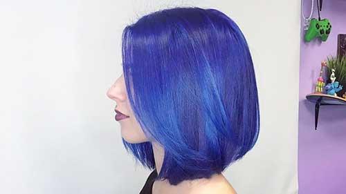 Really Popular Short Blue Hair For 2017 Schedulededit