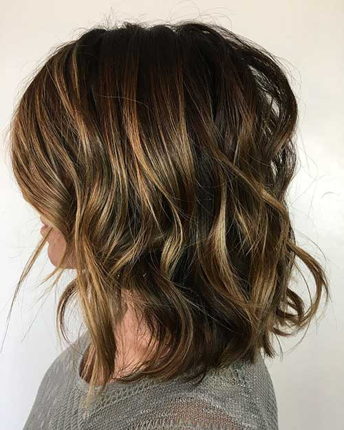 Short Hair Color - 15