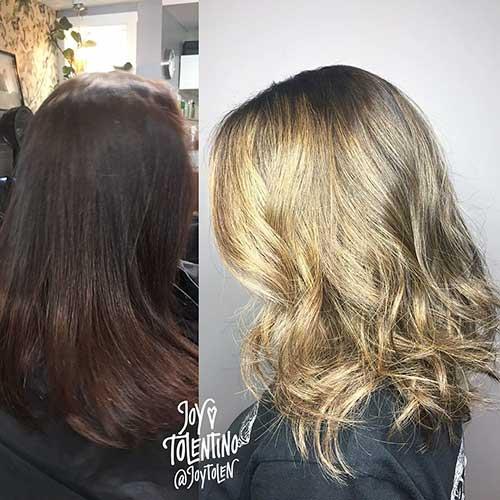 Medium Short Haircuts - 16